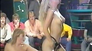 Sexy girl contest